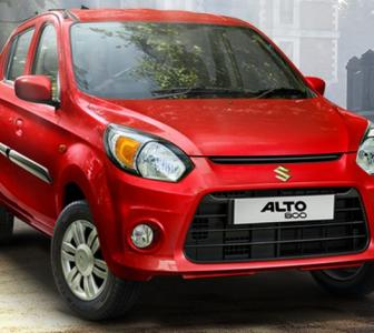 10 best selling cars in India; Maruti Alto tops