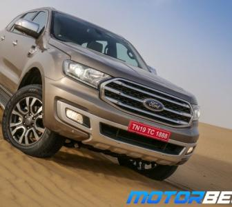 'Ford Endeavour is indeed the best SUV in its segment'