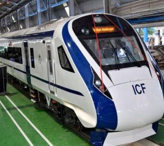 Chinese firm among bidders for 44 Vande Bharat trains