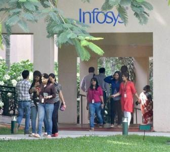 Infosys Q1 net profit up 12.4% to Rs 4,272 crore