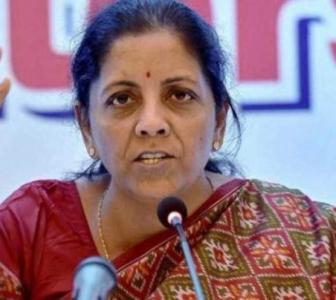 Two major tasks for Sitharaman