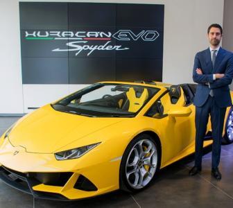 Auto slowdown? There's no halting Lamborghini