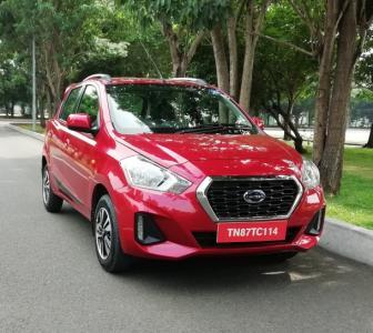 Datsun GO and GO+ look upmarket & feel premium inside