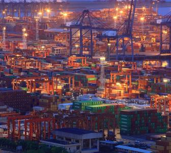 Exports contract 10.21% in July; trade deficit narrows