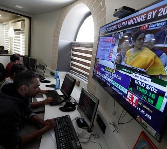 Budget day impact on Sensex for last 5 years