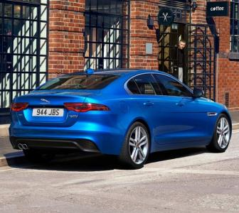 New Jaguar XE takes on the German beasts
