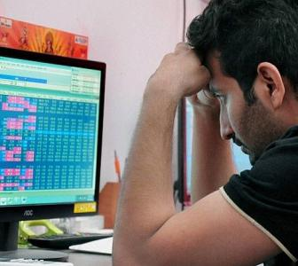 Financial stocks drag Sensex down 143 points at close