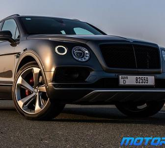 The Rs 4.17 cr Bentley Bentayga offers a perfect ride