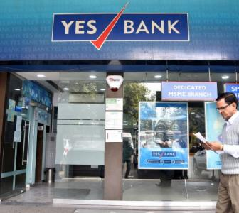 Yes Bank will open fully for customers on Wed evening