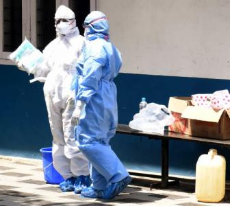 63,000 PPE kits sent by China fail quality test