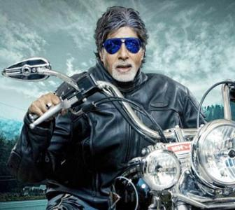Who can beat the Big Bachchan?