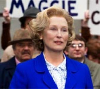 Meryl Streep has a winner in The Iron Lady