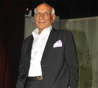 The most important phase of Yash Chopra's life