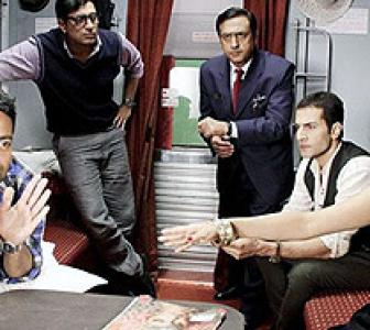 Review: Rajdhani Express is a train wreck