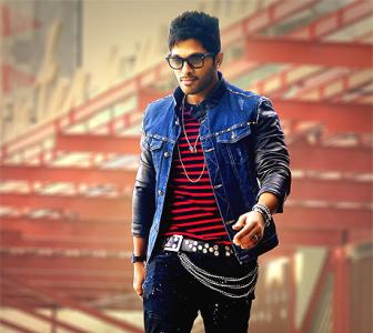 First Look: Allu Arjun in Iddarammayilatho