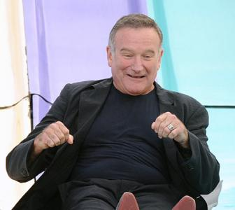 'Thank you for the decades of entertainment, Robin Williams'