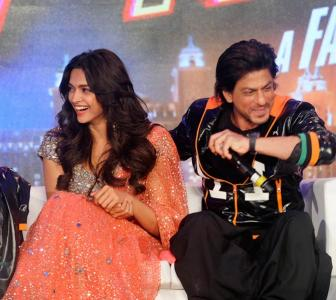'Shah Rukh Khan is at the top, but lonely'