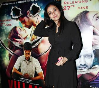 PIX: Stars attend Ek Villain screening
