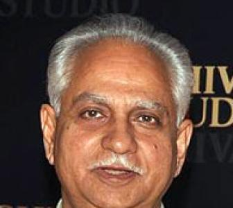 Ramesh Sippy: There is no tax holiday to encourage the industry