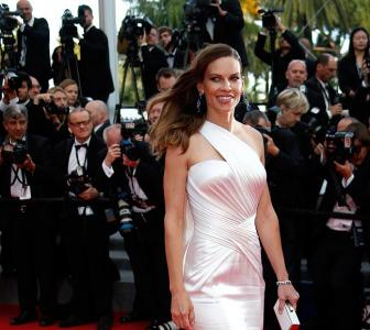 Hollywood's HOTTEST: Hilary Swank, J-Law, Salma Hayek at Cannes