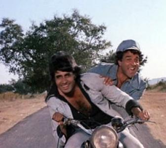 'It was deeply embarrassing to watch Sholay'
