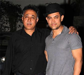 Exclusive! 'Aamir was too shy to think of girls'