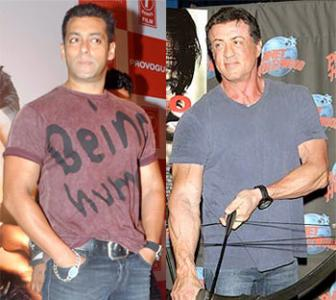 Stallone wants to cast Salman in Expendables!
