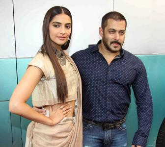 Salman: For the first time, my sister complimented me