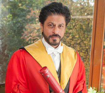 SRK: 'Live from the heart. Dil Se'