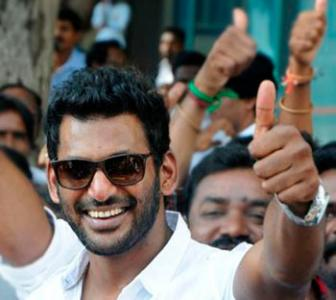 Nadigar Sangam Elections: Vishal leads his team to victory