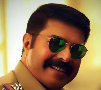 Mammootty plays a cop...again!