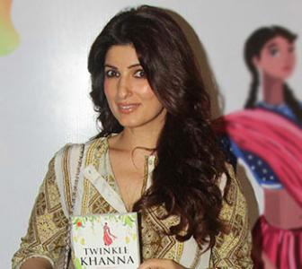 PIX: Twinkle launches her book with Akshay, Ranbir, Alia
