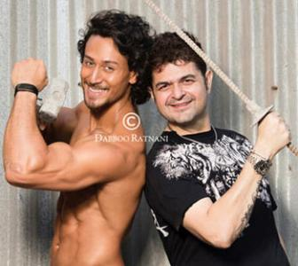 Tiger Shroff's cool photoshoot