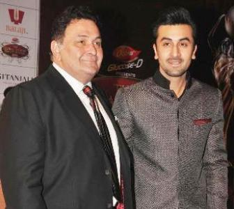 Rishi Kapoor: I don't like any of Ranbir's films