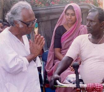 Mrinal Sen's last film goes missing