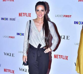 Adi Godrej, Tara Sharma, Kunal Kapoor watch Ladies First