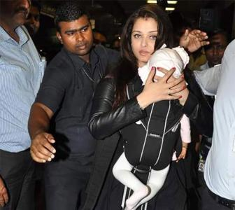 Ash-Aaradhya at Cannes: Like mother, like daughter