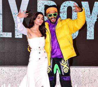 WATCH: Ranveer rap at Gully Boy launch