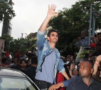What is Hrithik up to?