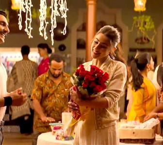 Lessons in Bollywood: What flowers *really* mean