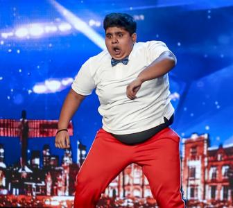 Will India's Akshat Singh win Simon Cowell's heart?