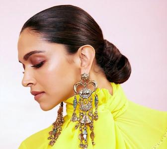 What did Deepika do on Sunday?