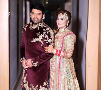 Kapil Sharma, wife Ginny expecting their first child