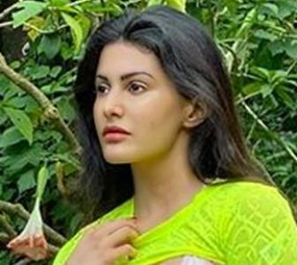 What's on Amyra Dastur's mind?