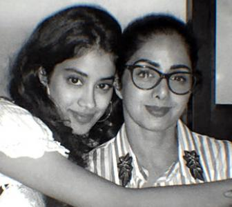 Janhvi on Sridevi: 'I love you mumma'
