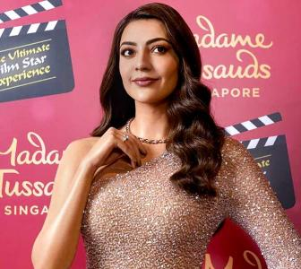 Does Kajal Aggarwal's wax statue look like her? VOTE!
