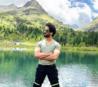 Shahid Kapoor's BEAUTIFUL life in pictures!