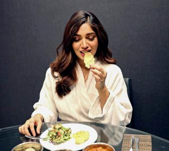 What's in Bhumi's dabba? She tells us