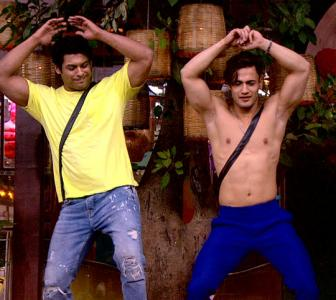 Bigg Boss 13: Why is Sidharth dancing?