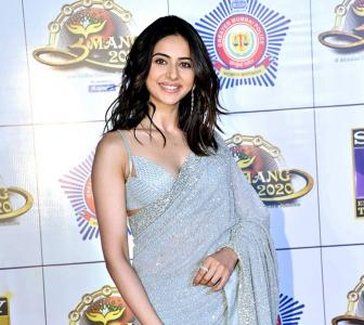 PIX: Rakul, Katrina, Janhvi look GORGEOUS at Umang